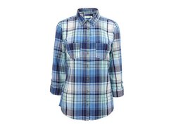 Natural Recycle Organic Cotton Ladies Full Sleeve Shirts