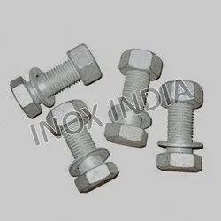 Hot Dip Galvanized Heavy Hex Bolts
