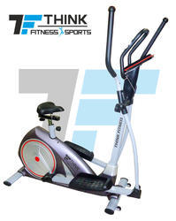 Domestic Elliptical Trainer With Seat