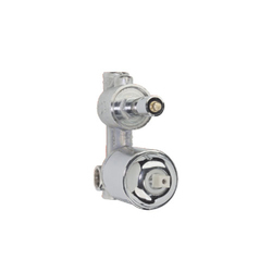 Body Of Single Lever Wall Mixer 3-Inlet Conc. With Divertor