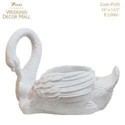 PS30 Swan Sculpture