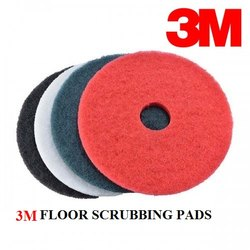 Scrubber Machine Pads