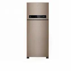 Whirlpool IntelliFresh 340 L 3 Star Frost Free Double Door Alpha Mocha Refrigerator