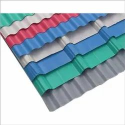 Corrugated FRP Roofing Sheets