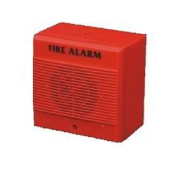 Wireless Fire Alarm Hooter