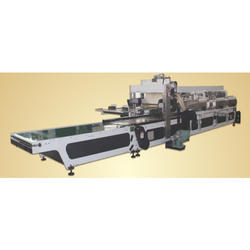 CGJ450 3 L Single Servo Control Partition Assembler Machine