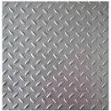 Chequered & Embossing SS Sheet