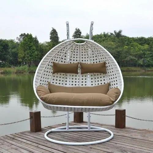 2 Seater Garden Swing Chair Bagiche Ke Jhule Ki Kursi ग र डन