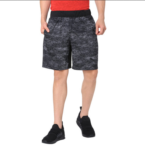 a9046227f Puma Flame Scarlet-red Dahlia TECH Graphic Woven Men Shorts 8, Size ...