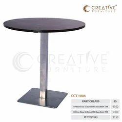 Plain Steel Table