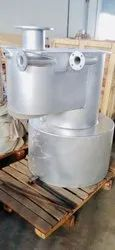 Flushing Apparatus For Fly Ash