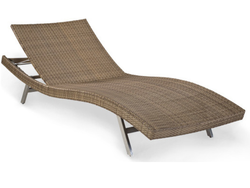 Brown Outdoor Loungers