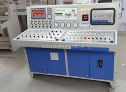 Drum Mix Electric Plant Control Panel