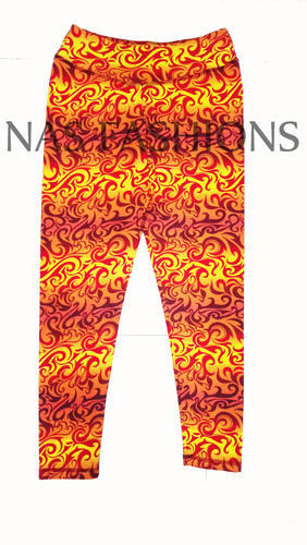 Nasa Limited colouts Ladies capri