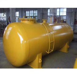 High Finish Oil Storage Tank