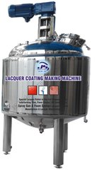 Lacquer Coating Making Machine