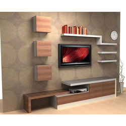 Tv Stand Designs Images : Tv unit designs for living room stand showcase bonito wall design