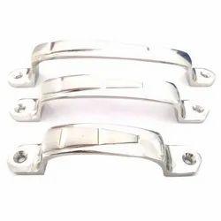 Silver Finish Handle