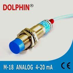 M18 Analog Sensor 4-20 Ma Output