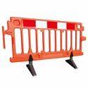 Plastic Pedestrian Barrier