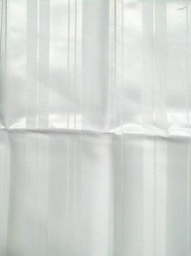 Water Repellent Fabric Shower Curtain Size 58