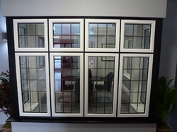 Aluminum Glass Windows