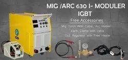 MIG 630 Welding Machine