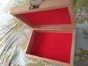 Rectangular Dry Fruit Wooden Box