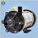 10 Hp Polypropylene Sealless Pumps, Max Flow Rate: 15-650 Lpm