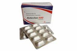 Amoxycilline 250mg   Dicloxacilline 250 Mg