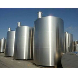 Vertical SS Cold Water Tanks