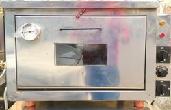 4 Inch Modern Stainless Steel Pizza Oven