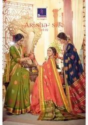 Shangrila Arisha Silk Vol-2 Silk Saree