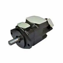 HYDRANK Hydraulic Vane Pump Vickers Type Double Vane Pump
