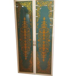 Fancy Door Glass, Thickness: 5-12mm