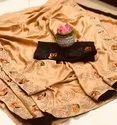 Heavy Silk Ladies Indian Wear Saree