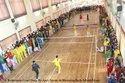 Air Cush Wooden Sports Flooring