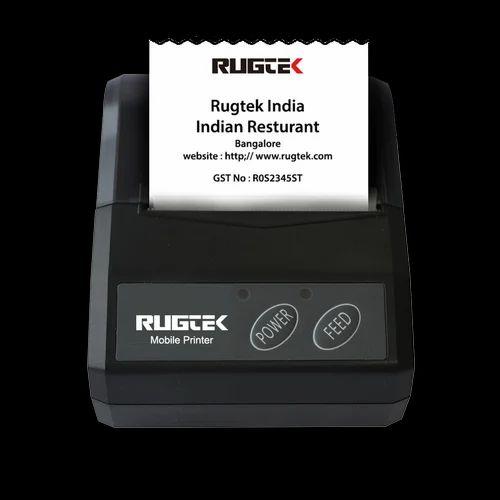 Rugtek Mobile Thermal Receipt and Label Printers - Rugtek