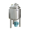 Preparation Vessel Reactor