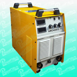 Three Phase ARC 400IJ Inverter Welding Machine, Automation Grade: Manual
