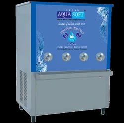 150 LPH Aqua Soft Industrial RO Water Cooler