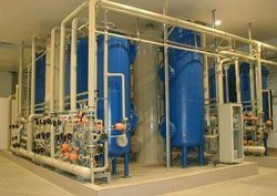 Cation Degasser Anions Plant
