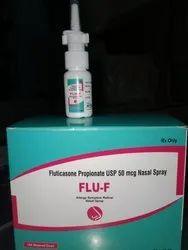 Fluticasone Propionate Metered Dose Nasal Spray for Personal