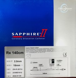 Sapphire Balloon Catheter