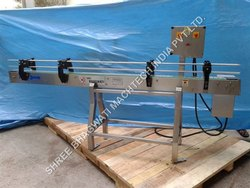 Slat Chain and Table Top Conveyors