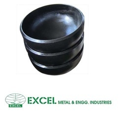 Excel Steel Dish End Cap, Size: UPTO 15000 MM , for Industrial