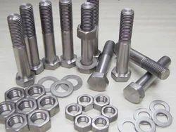 Titanium Nuts Bolts