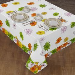 Engineering Border Tablecloth