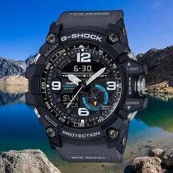 Black Gshock Mudmaster  Watches
