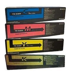 Kyocera Original TK-8309 Full Set of Toner Cartridges